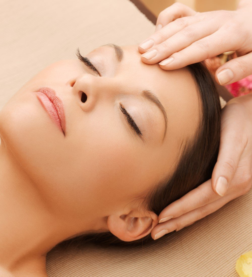 Indian Head Massage from Salon 31