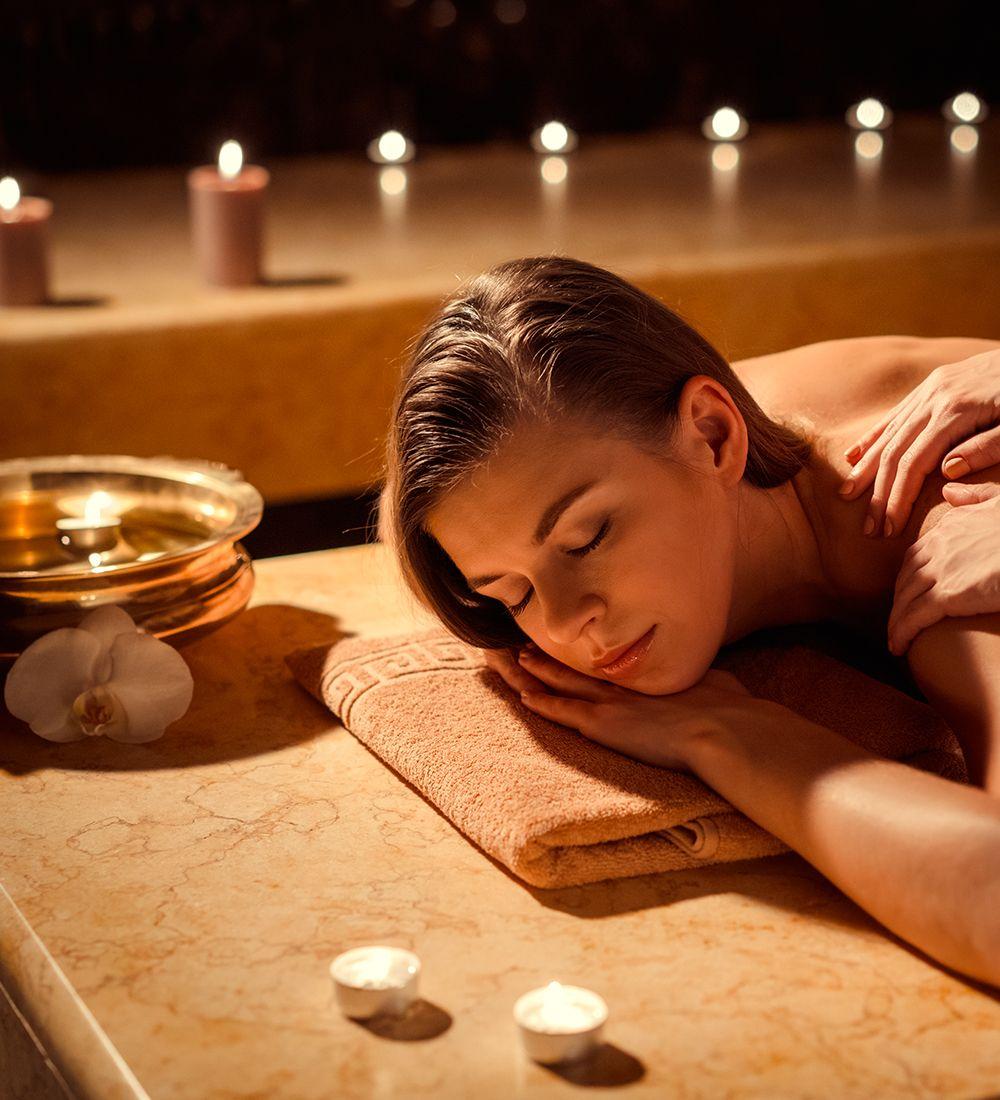Holistic treatments at Salon 31