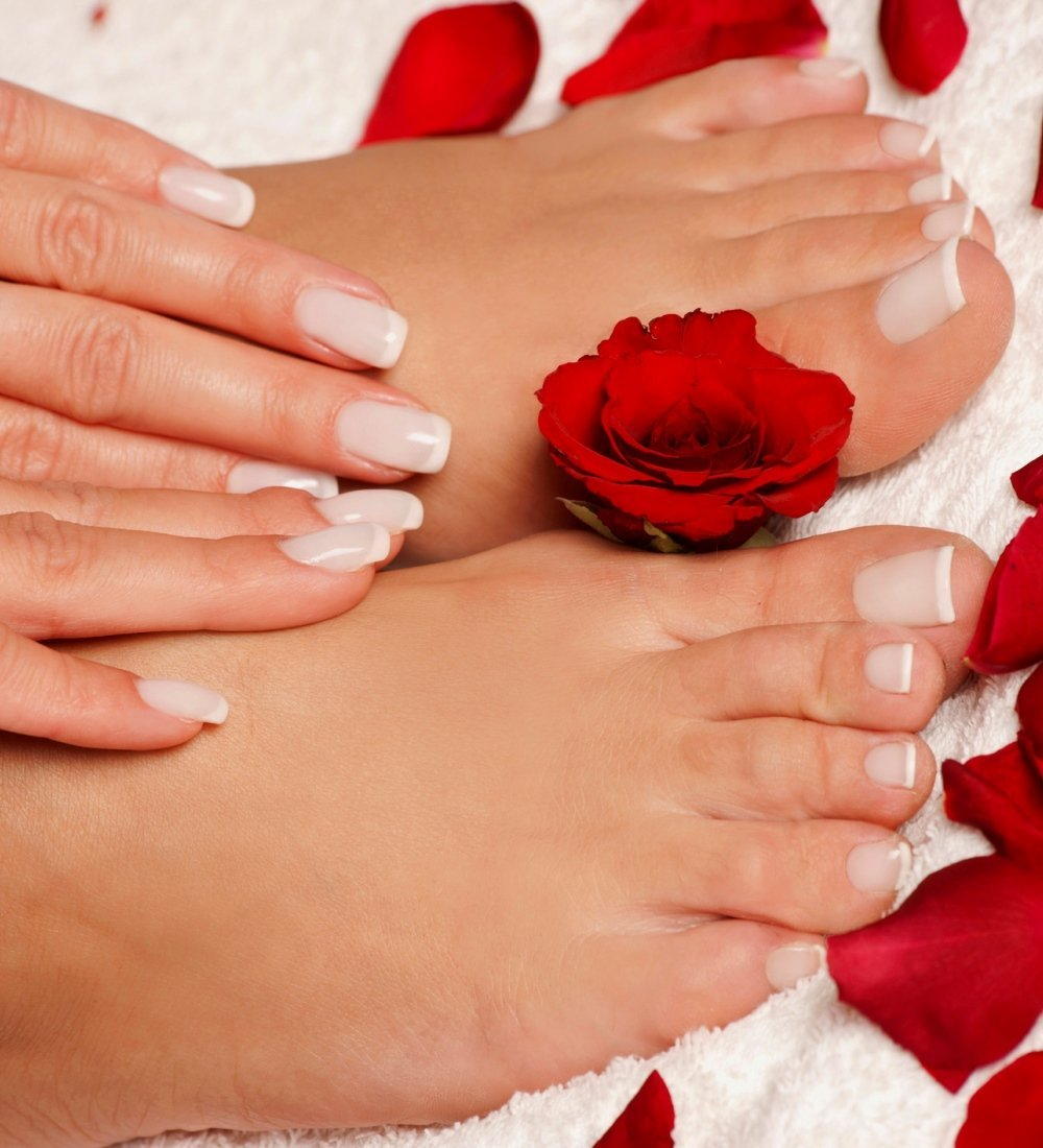 Manicures and pedicures from Salon 31