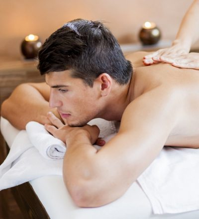 Treatments for men from Salon 31