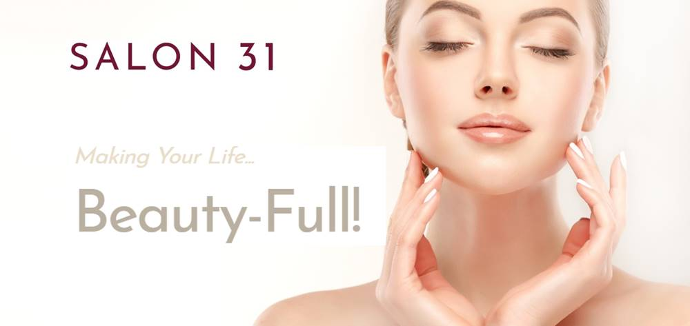 Salon 31 in Sandhurst, for beauty treatments